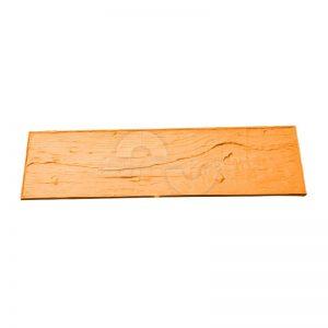 Moule bordure planche bois rustique Beton Imprime