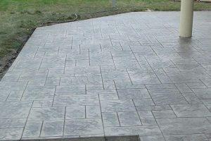 Terrasse béton imprimé (2)